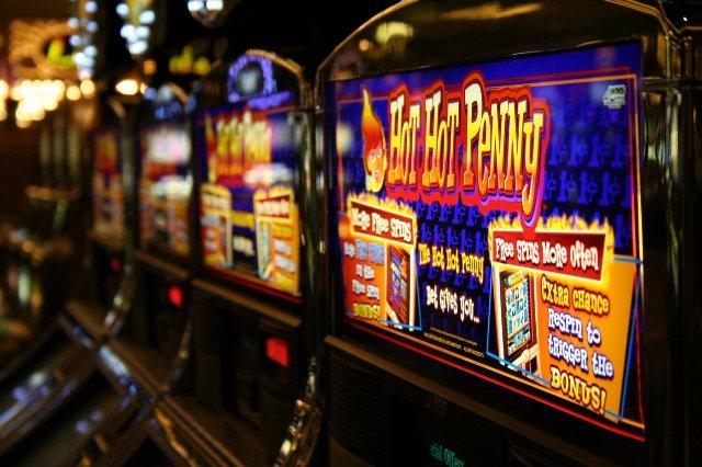 Игровые автоматы казино Спин Сити